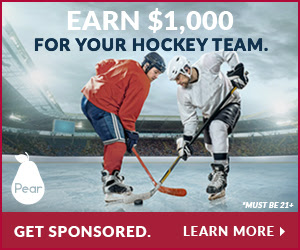Get up to $1000 in sponsorship money for Adult Hockey from Molson
