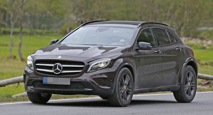 2016 Gla Mercedes Suv | 2017 - 2018 Best Cars Reviews