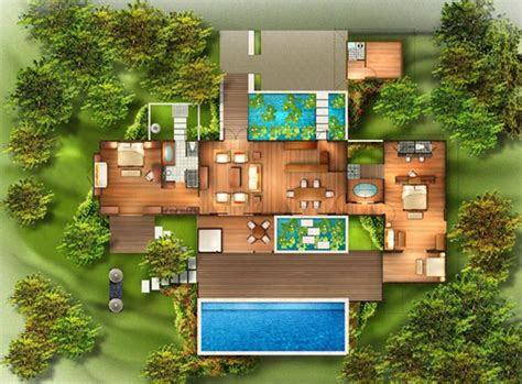 bali  love tropical house plans  bali