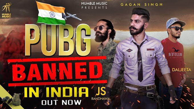 Pubg Song - Gagan Singh Lyrics