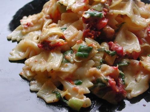 Asiago Pasta