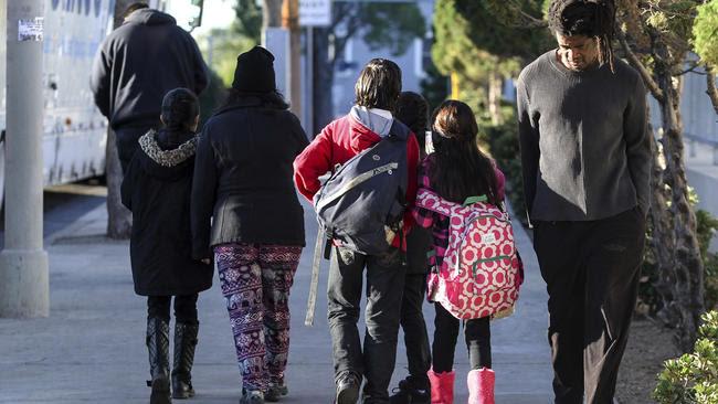 LA schools closed