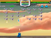 Jogar Monsters vs aliens galaxhar attacks Jogos