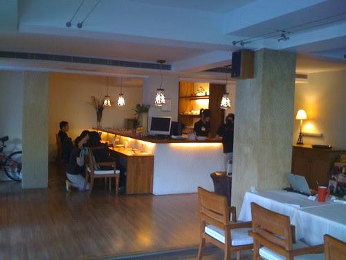 [高雄]mio caffè 我的咖啡館一樓