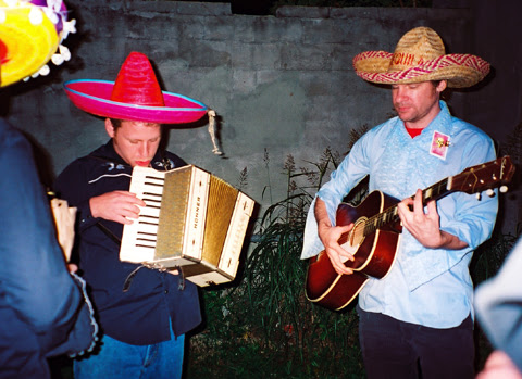 punk rock mariachi