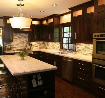 Top Interesting Mission Style Kitchen Cabinets Multitude 6260 Wtsenates