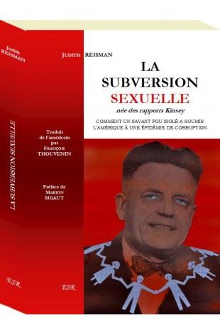 LA SUBVERSION SEXUELLE