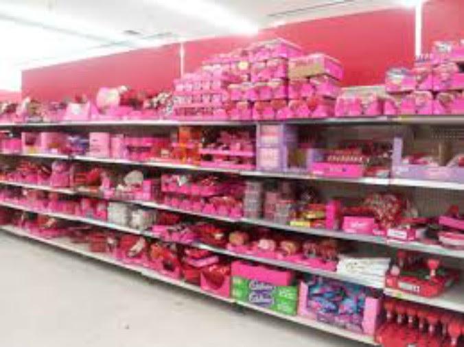 Walmart Valentines Day