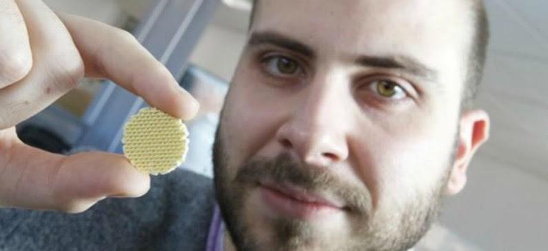Έλληνας ερευνητής ανακάλυψε μέθοδο που βοηθά στην αναγέννηση των οστών