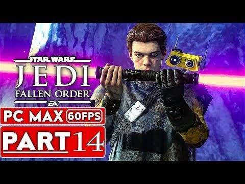 Gameplay Star Wars Jedi Fallen Order Walkthrough Part 14