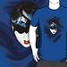 #Blue #Velvet #Venice #Carnival #Mask #T_shirt