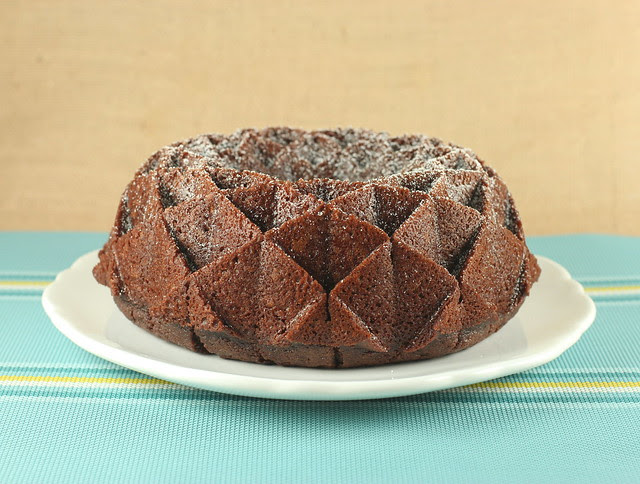 Chocolate Cinnamon Bundt - I Like Big Bundts 2013