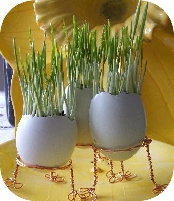 Egg-cellent Easter Grass