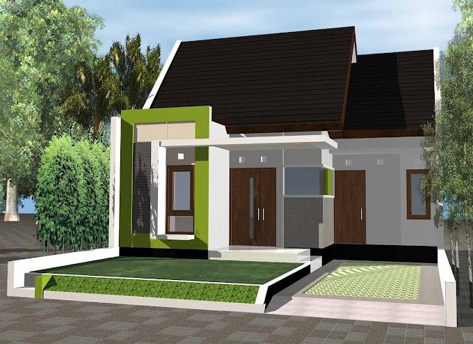 Rumah Minimalis 1 Lantai Tampak Depan   Ide Rumah Minimalis