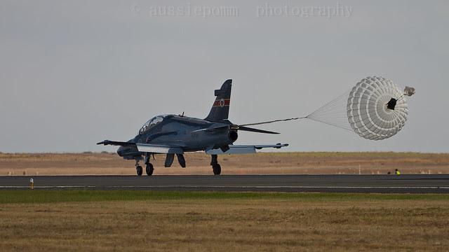RAAF - BAE 127 Hawk