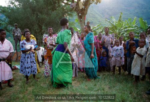Kilembe Uganda Baganda Dress Basuuti
