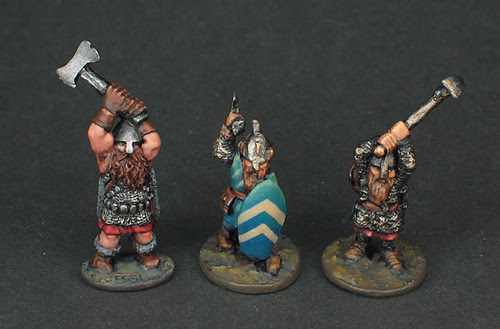 Ral Partha Dwarves