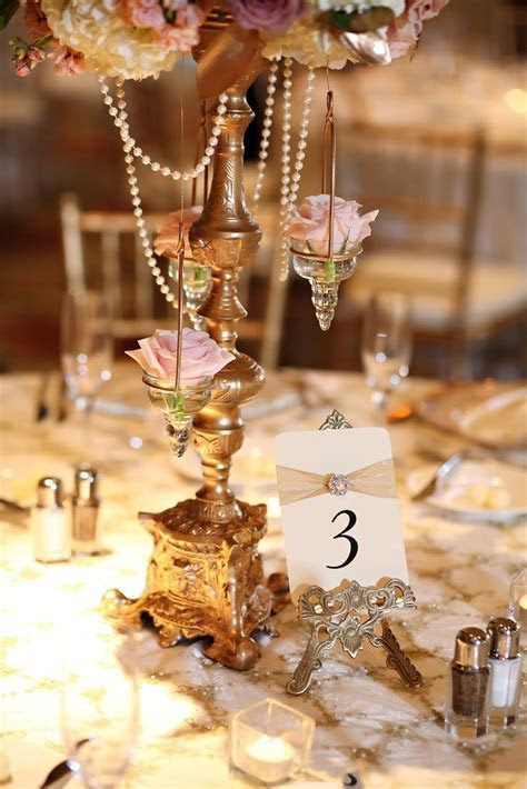 160 best images about Wedding   pinks and metal on