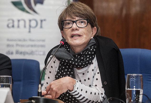 A subprocuradora Deborah Duprat, que foi afastada do Ministério Público Federal por contrariar chefe