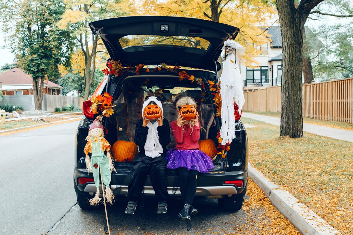 16 Cheap Halloween Car Decorations