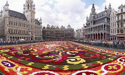 Tour du lịch Châu Âu Pháp - Bỉ - Đức - Hà Lan 10 ngày 9 đêm
