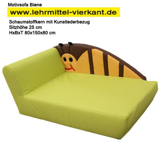 Sofa, Sessel, Sitzgarnitur für Kindergarten ...