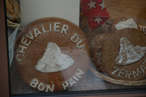 也有賣Zermatt的餅