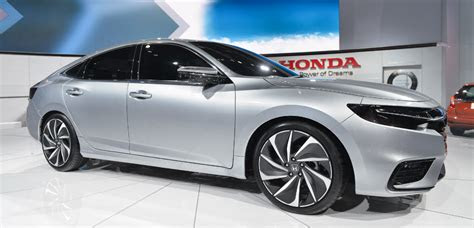 honda insight price review release date