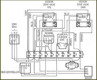 Basic electrical wiring honeywell th5110d1006honeywell focus 5000 honeywell thermostat wiring diagram on hi i have a honeywell st7100 fitted controlling my central asfbconference2016 Image collections