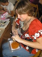 Artistic Affaire: My Workshop! Gina!