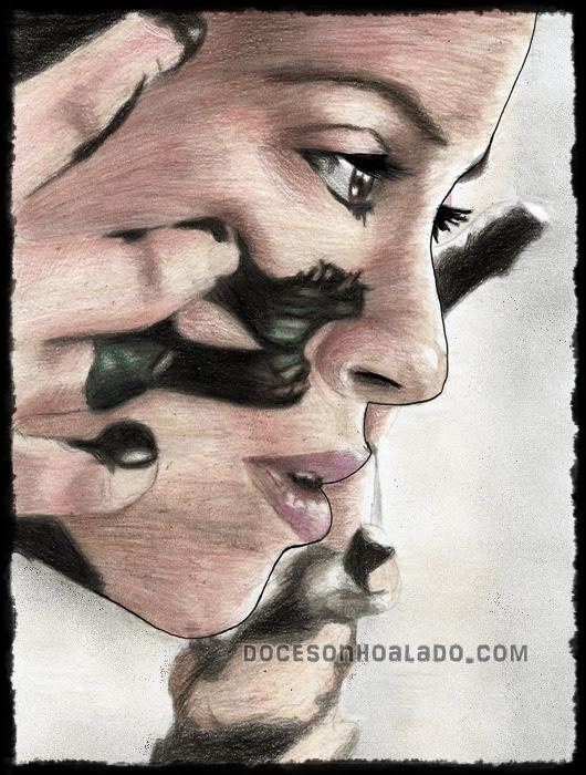 Homenagem de Quinta La Tortura Shakira desenho