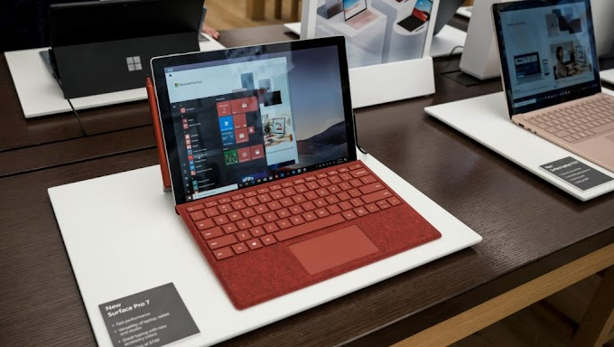 New Surface devices now available at Microsoft Store!