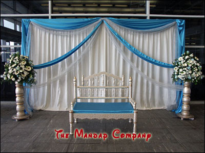 Mandaps, Wedding Decor, Backdrops, Stages, Weddings - The Mandap Company