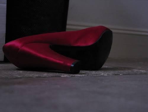 shoes - from side