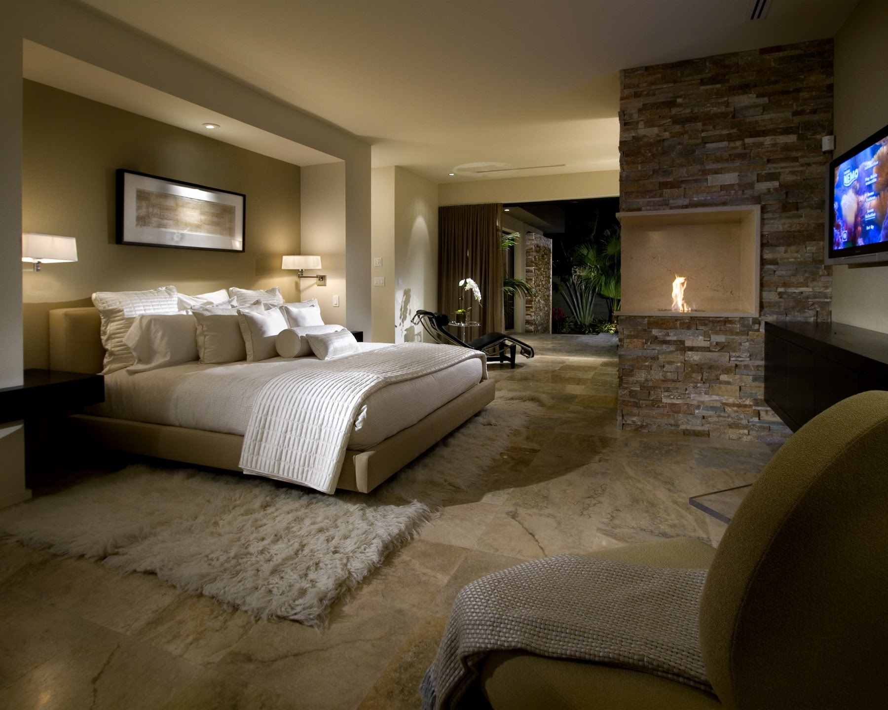 6 Bedrooms With Fireplaces - We Would Love to Wake Up