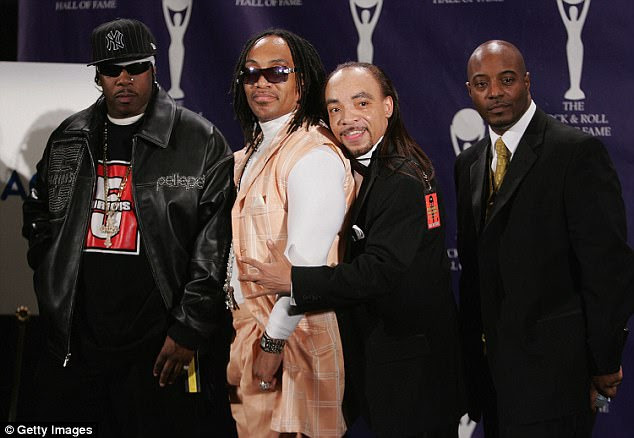 Glover, AKA The Kidd Creole, was one of the members of hip hop group Grandmaster Flash and the Furious Five. Scorpio, Melle Mel, Kidd Creole and Raheim (left to right) are pictured here being inducted into the Rock And Roll Hall Of Fame in 2007