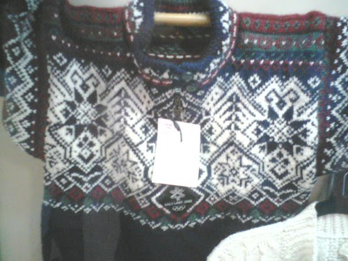 028-Dale of Norway sweater