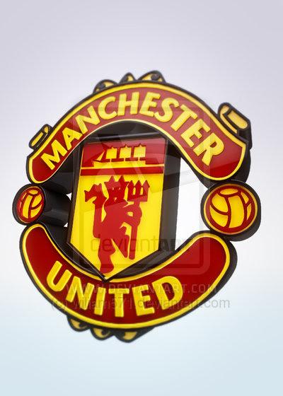 Soccer Team Logos Logo Manchester United Fc