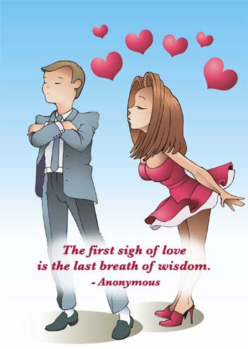 Cute Love Quotes And Sayings For Her Art In World