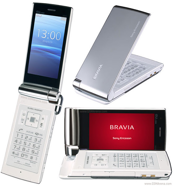 Sony Ericsson BRAVIA S004 MobilePhone 8MP Images/Pictures