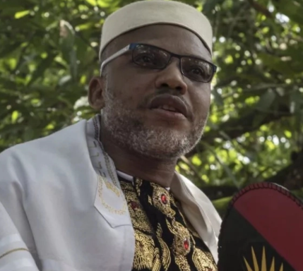 ''IPOB is not recognized as a terrorist group under UK law'' says UK High Commission,demands the where about of her citizen Nnamdi Kanu from FG.