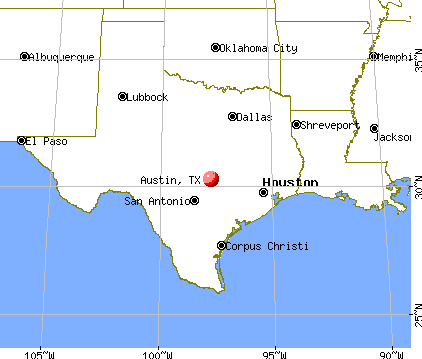 title austin tx map of texas rating