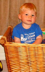 Jonathan One Year Old - March 2009