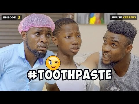 Comedy Video: Mark Angel – Toothpaste (Episode 3)