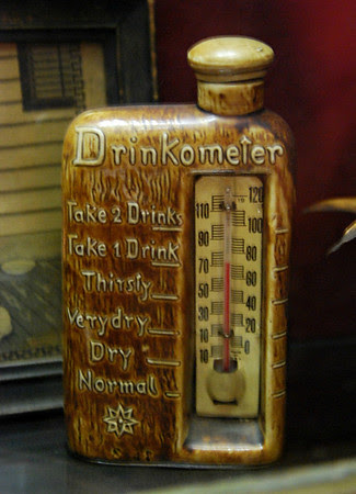 A Drinkometer at The Griswold Inn