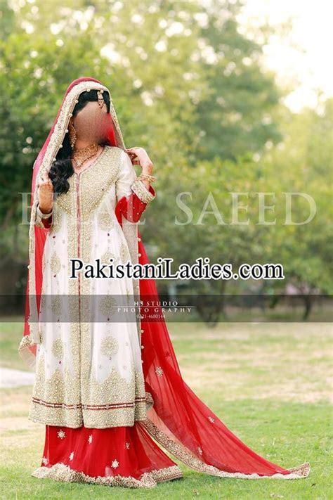 Beautiful & Fancy Best Bridal Walima Dress 2015 in