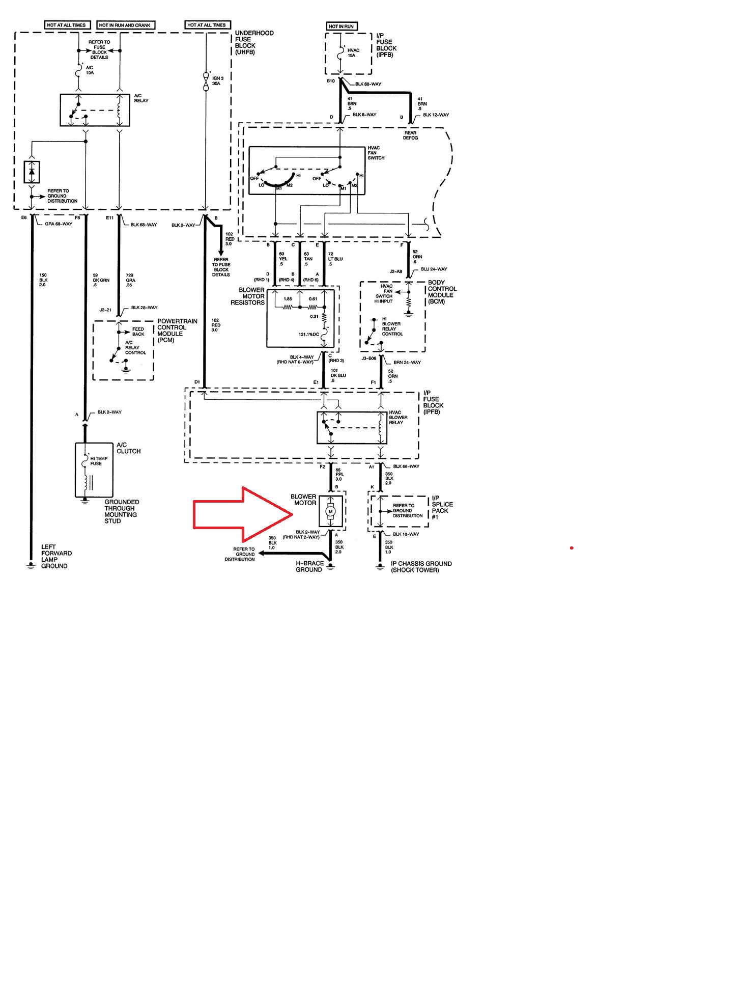 2003 Saturn Vue Radio Wiring