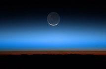 Cuarto creciente. | NASA
