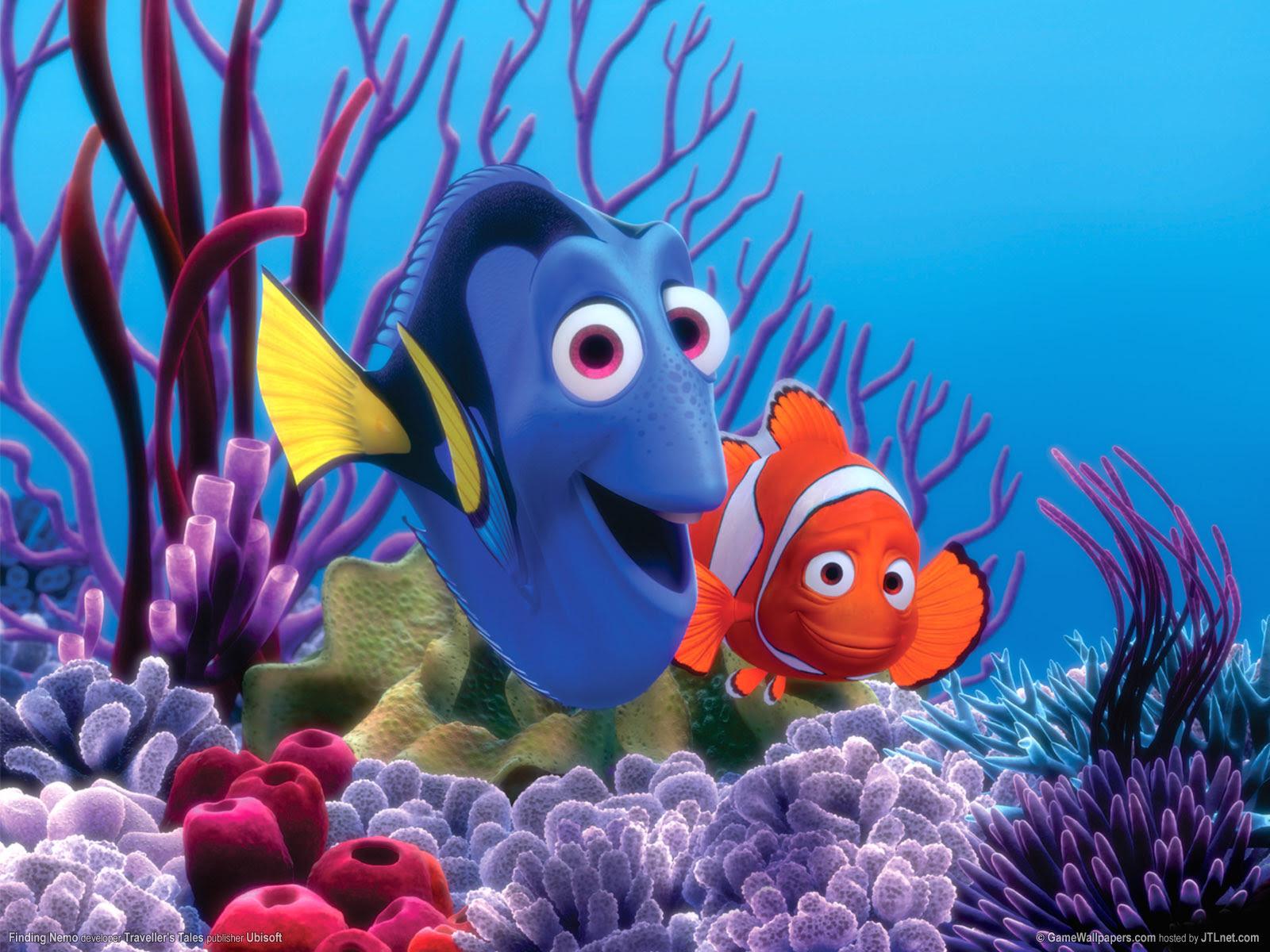 Gambar Film Kartun Nemo Gokil Abis