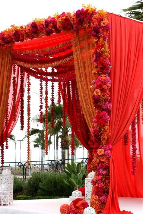 25  best ideas about Wedding mandap on Pinterest   Mandap